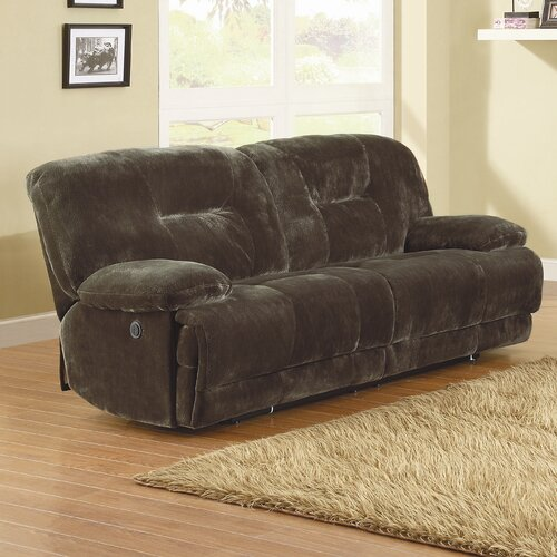 Geoffrey Power Reclining Sofa