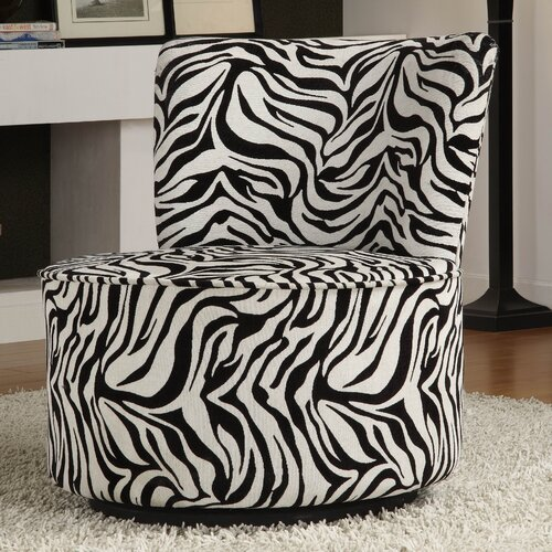 Wild Zebra Easton Chair