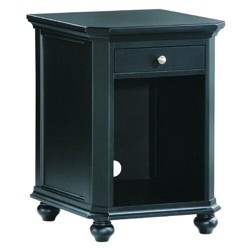 "Woodbridge Home Designs 29.5"" H x 22"" W Desk CPU Cabinet"