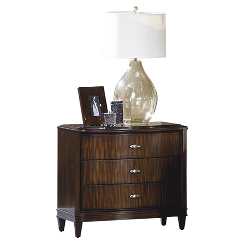 Woodbridge Home Designs Abramo 3 Drawer Nightstand