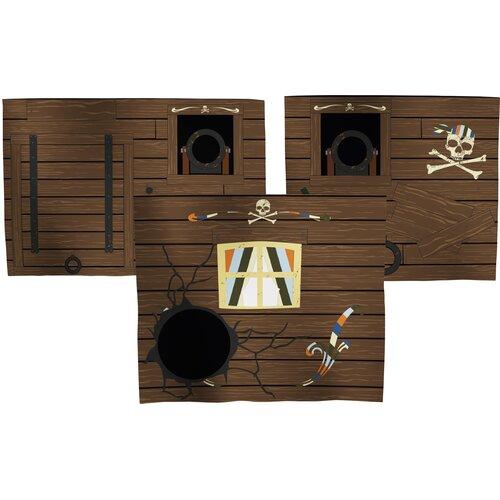Textiles Pirate Curtain