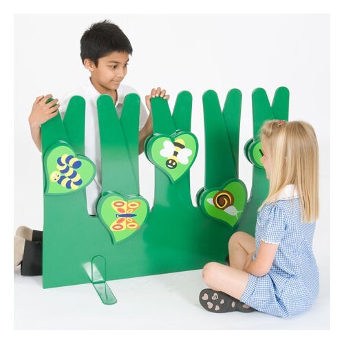Back to Nature Field Bugs Room Divider