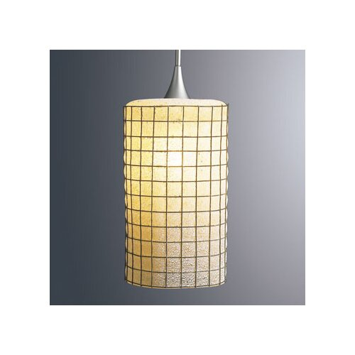 Bruck Lighting Sierra 1 Light Monopoint Mini Pendant