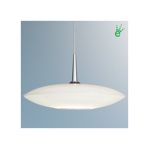 Shou 1 Light Poise LED Down Monopoint Mini Pendant