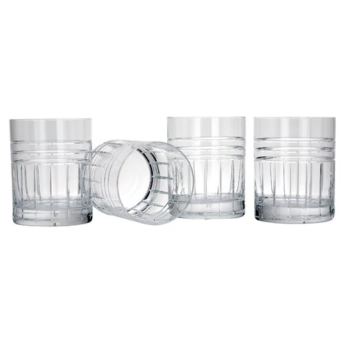 Reed & Barton Tempo Double Old Fashioned Glass