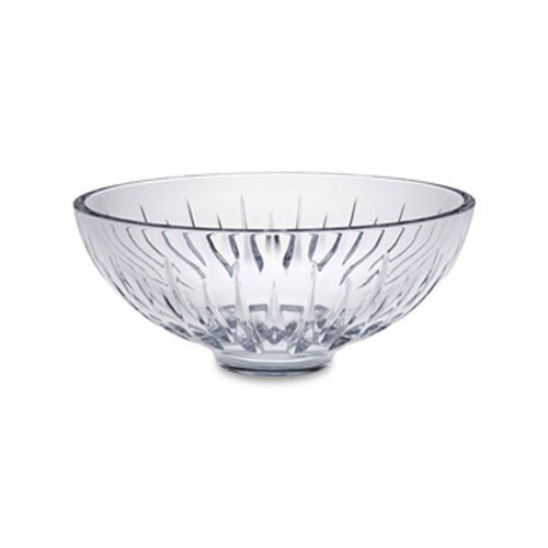 "Reed & Barton Crystal 10"" Salad Bowl"