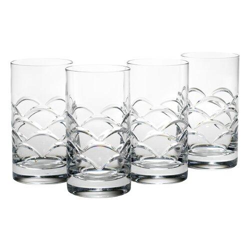 Cove 13 oz. Highball Glass (Set of 4)
