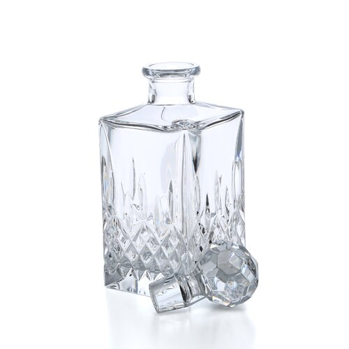Reed & Barton Crystal Giftware Hamilton Decanter