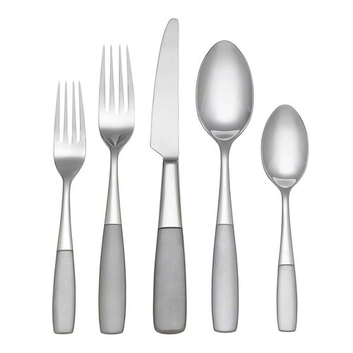 45 Piece Colton Dinner Flatware Set