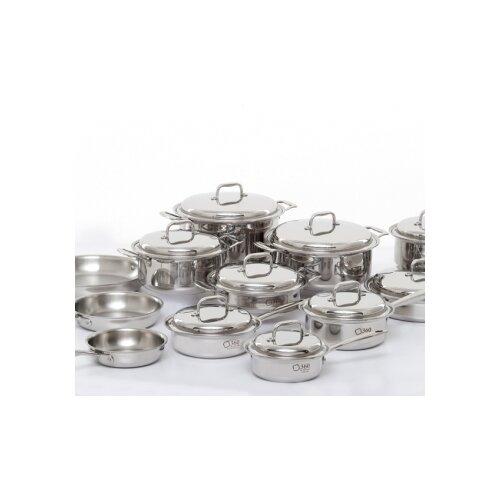 21 Piece Cookware Set