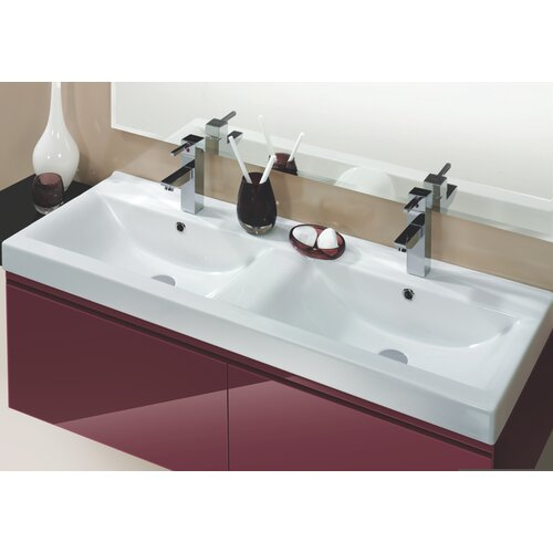 Http Www Wayfair Com Cerastyle By Nameeks Mona Rectangle Ceramic Bathroom Sink Cern1006 Html