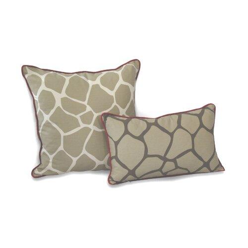 Giraffe Decorative Pillow