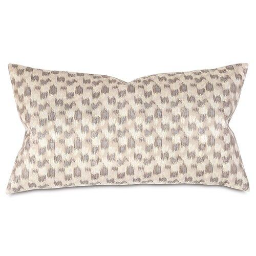 Mahoe Silver Lumbar Pillow