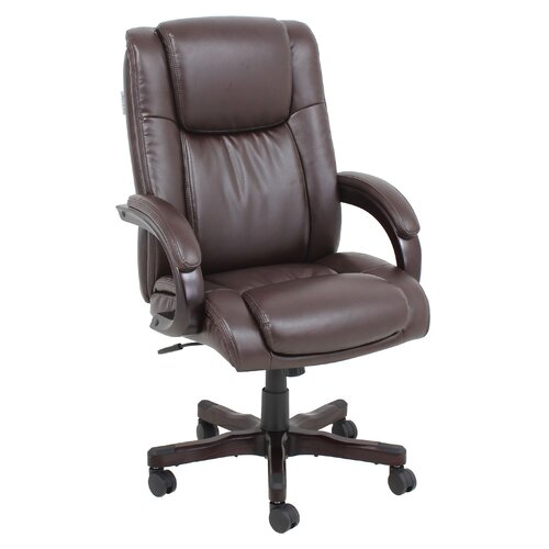 Titan ll Leather Office Chair