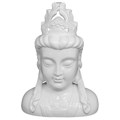 Stunning Styled Buddha Head Figurine