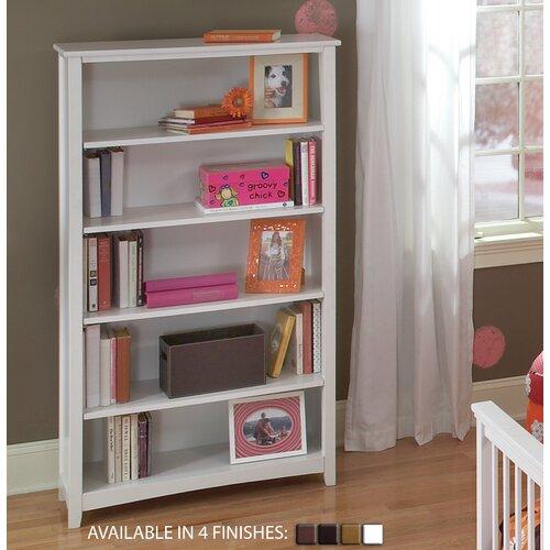 "NE Kids School House Tall Vertical 60"" Bookcase"