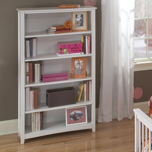 "NE Kids School House Tall Vertical 60"" Bookcase"