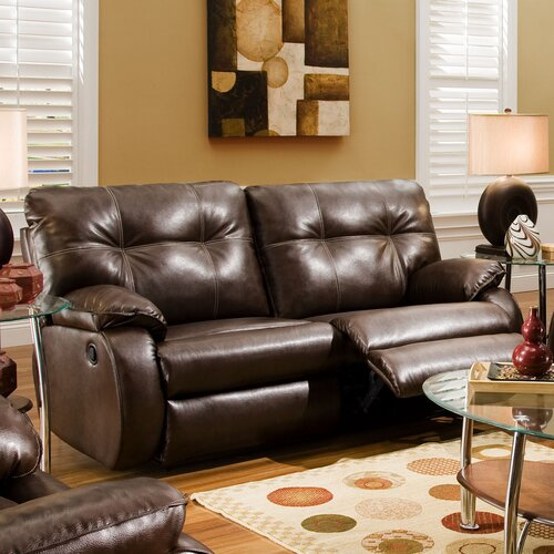 Southern Motion Dodger'' Reclining Sofa