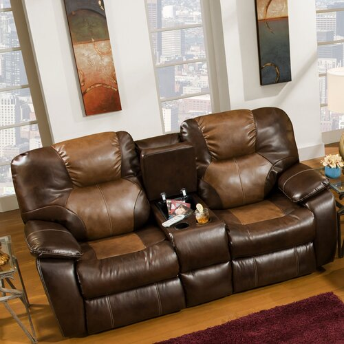 Avalon'' Reclining Sofa