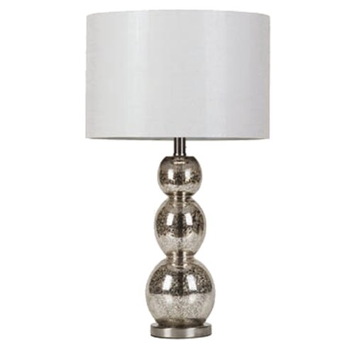 Wildon Home ® Dover-Foxcroft Metallic Table Lamp