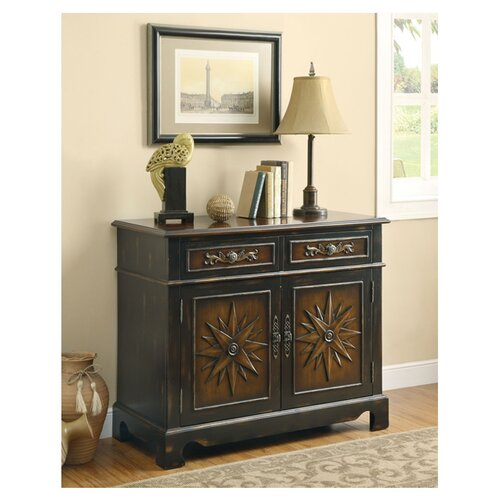 Wildon Home ® 2 Door 2 Drawer Accent Cabinet