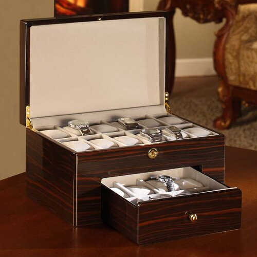 Wildon Home ® Linn 20 Watch Box