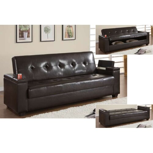 Wildon Home ® Klik Klak Convertible Sofa