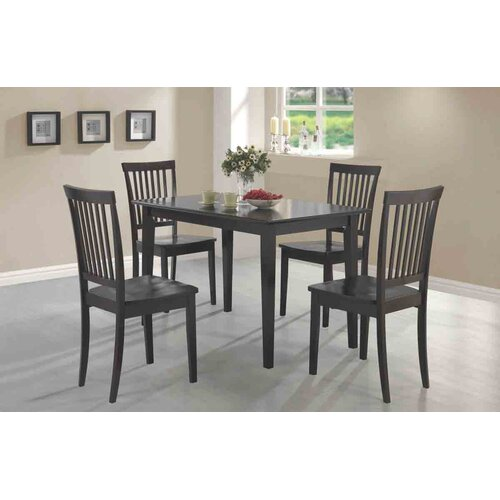 Wildon Home ® Eagar 5 Piece Dining Set