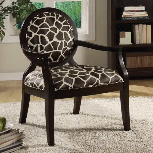 Wildon Home ® Accent Vinyl Arm Chair