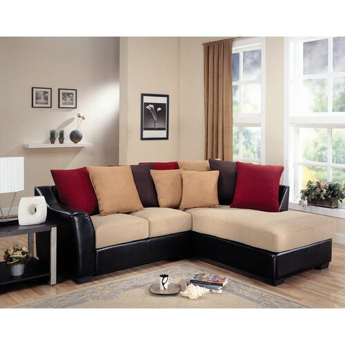 Wildon Home ® Newfield Sectional
