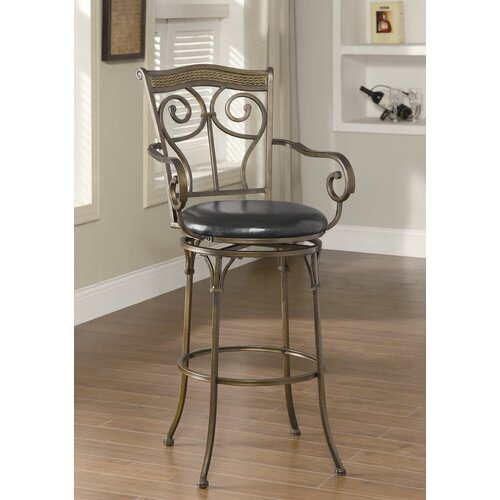 "Wildon Home ® Hickory 29"" Bar Stool"