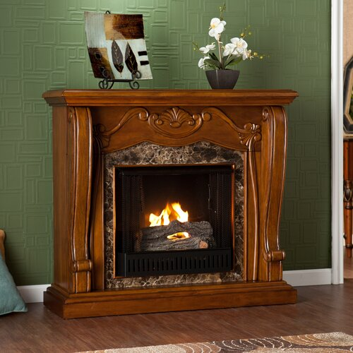 Fulton Gel Fuel Fireplace