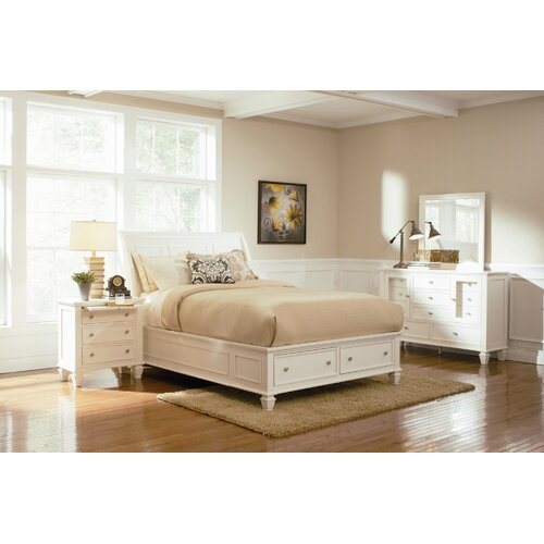 Wildon Home ® Alexia Sleigh Bed