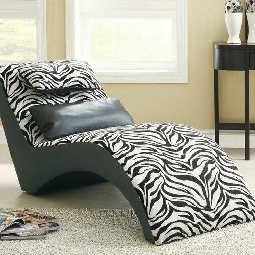 Wildon Home ® Chenille Chaise Lounge