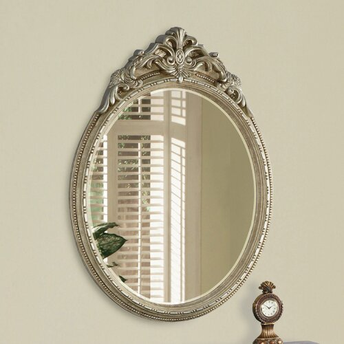 Wildon Home ® Gustave Wall Mirror