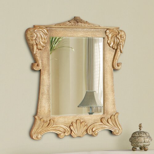 Elephant Wall Mirror