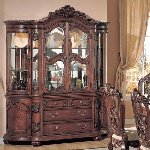 Wildon Home ® Apache China Cabinet