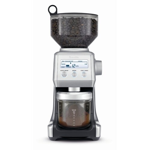 Breville Smart Grinder Die-Cast Conical Electric Burr Coffee Grinder