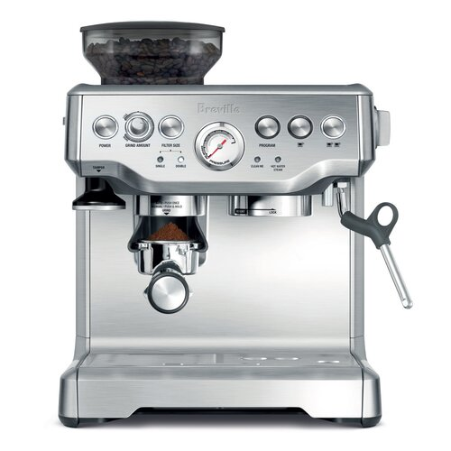 Breville The Barista Express Programmable Espresso Machine
