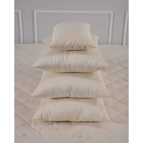 Organic Wool Medium Pillow