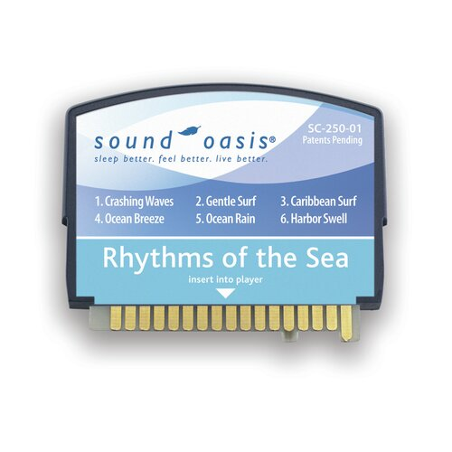 Sound Oasis Rhythms of the Sea Sound Card