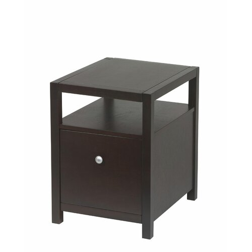 OSP Designs 1-Drawer Hampton Computer File Cabinet