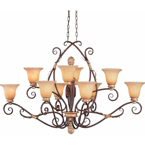 Imperial 10 Light Chandelier