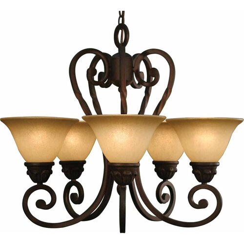 Isabela 5 Light Chandelier