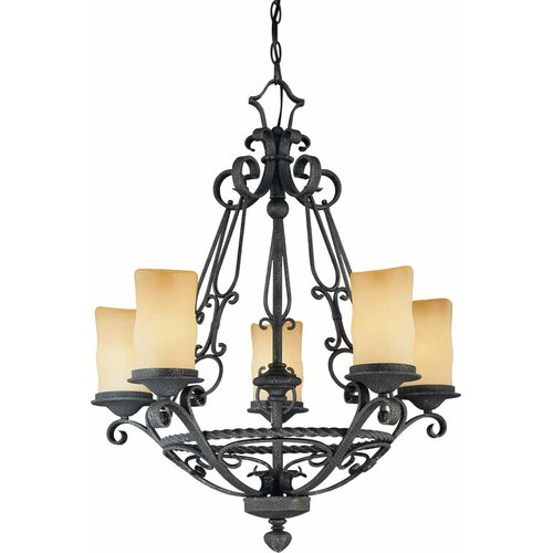 Sevila 5 Light Chandelier