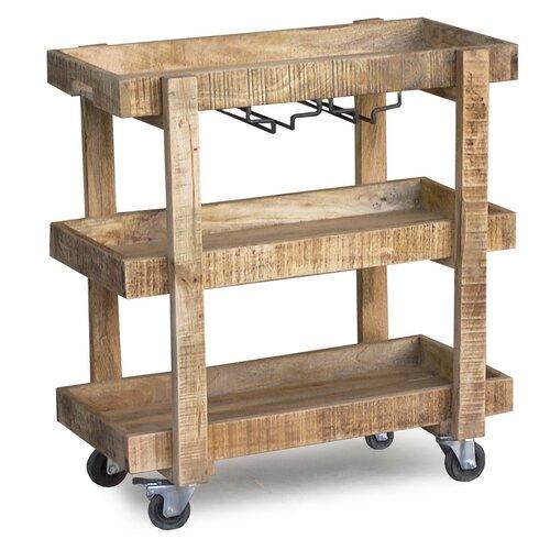 Timbergirl Serving Cart