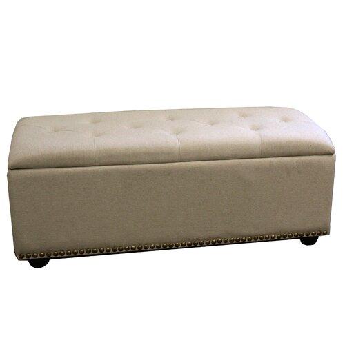 White Modern Bench Wayfair