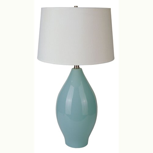 ORE Furniture Ceramic Table Lamp