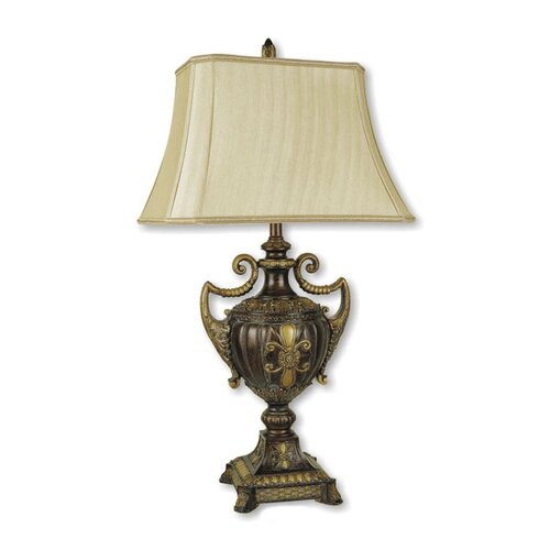 "ORE Furniture Urn-Shaped 30.5"" H Table Lamp"