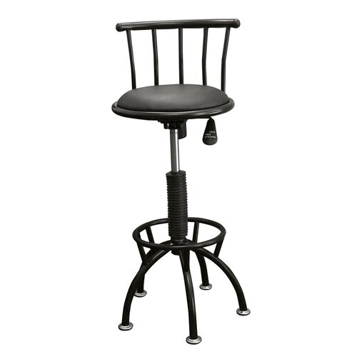 ORE Furniture Adjustable Swivel Bar Stool